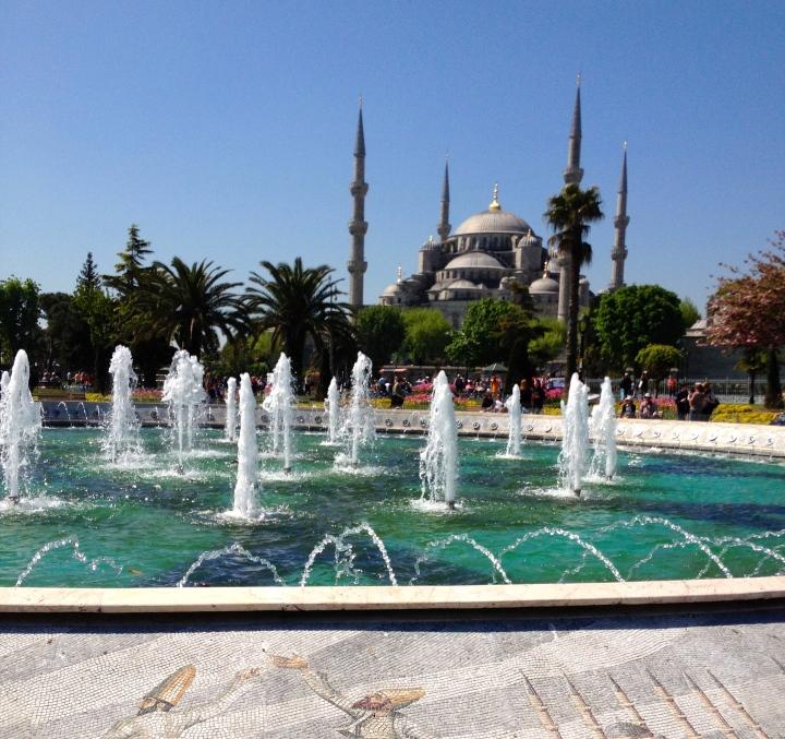 A guide to Istanbul & Bursa,Turkey