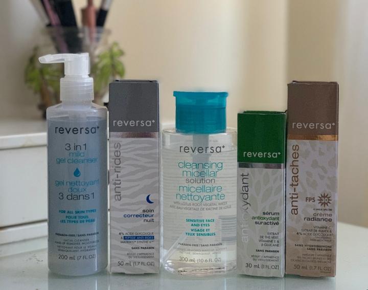 Skincare Routine: Reversa