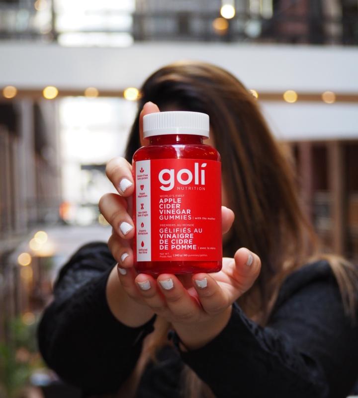 Goli Nutrition – Apple Cider VinegarGummies